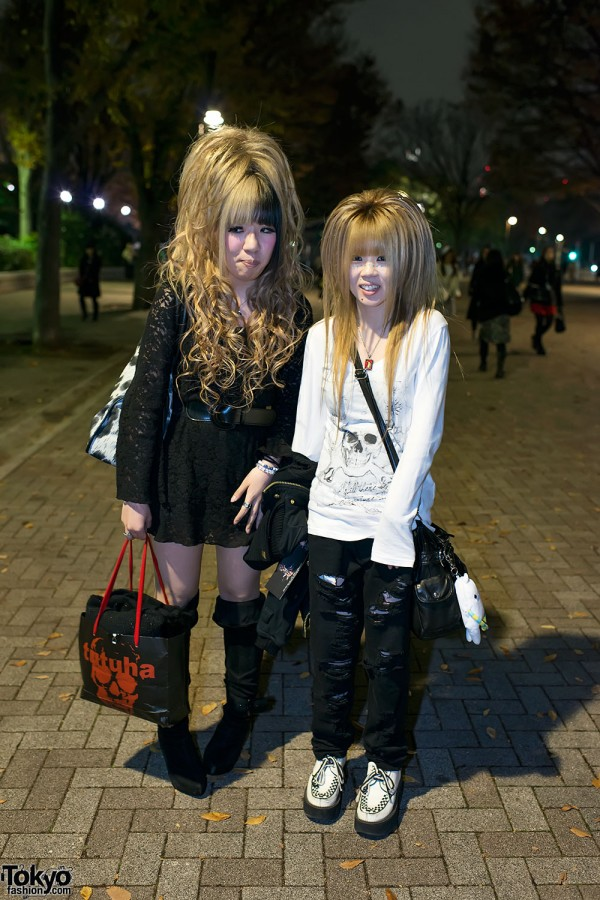 the GazettE Visual Kei Fan Fashion in Tokyo (22)