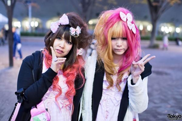 the GazettE Visual Kei Fan Fashion in Tokyo (23)