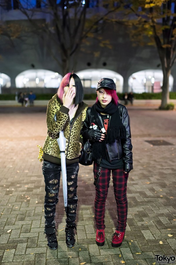 the GazettE Visual Kei Fan Fashion in Tokyo (24)