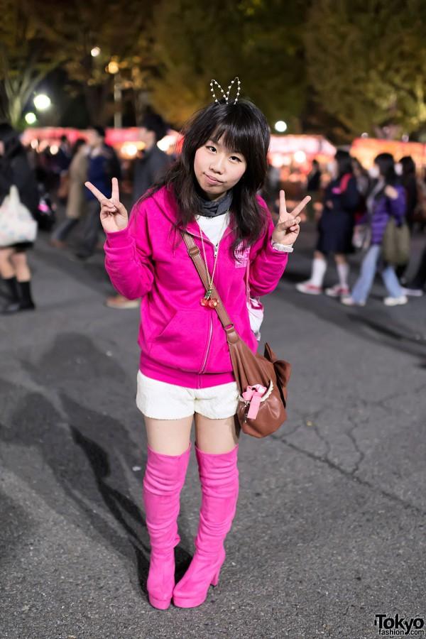 Girls Generation Tokyo Fans (10)