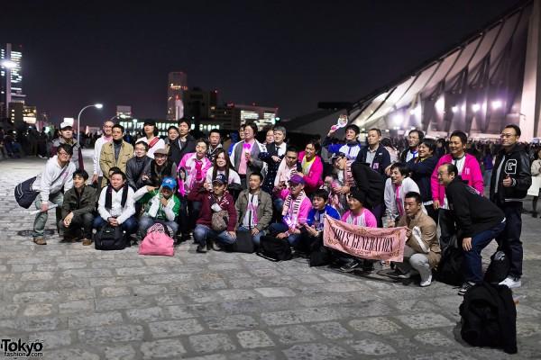 Girls Generation Tokyo Fans (11)