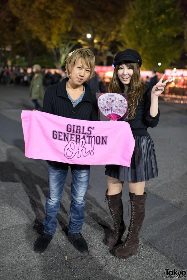 Girls Generation Tokyo Fans (14)