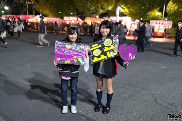 Girls Generation Tokyo Fans (21)
