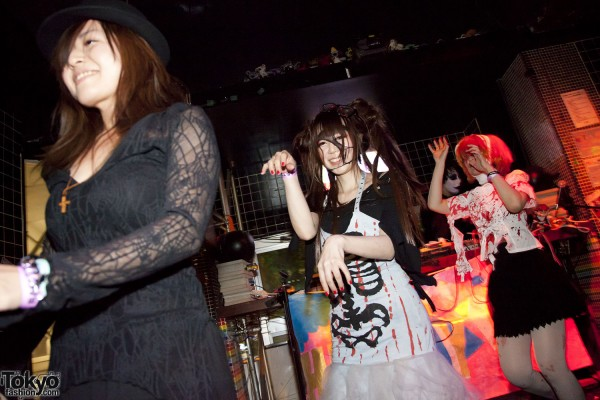 Harajuku Halloween Party Heavy Pop (1)