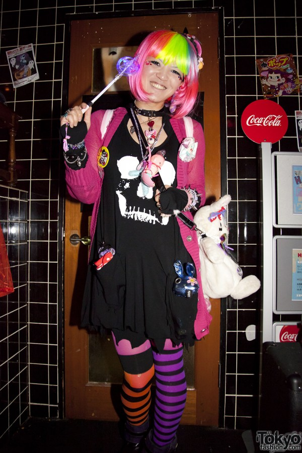 Harajuku Halloween Party Heavy Pop (2)