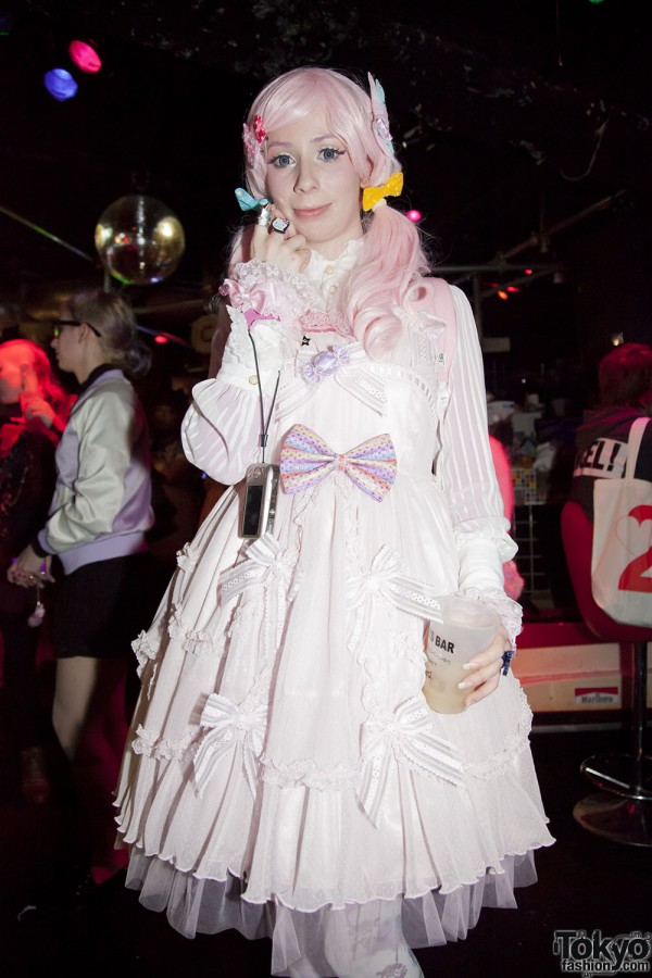 Harajuku Halloween Party Heavy Pop (4)