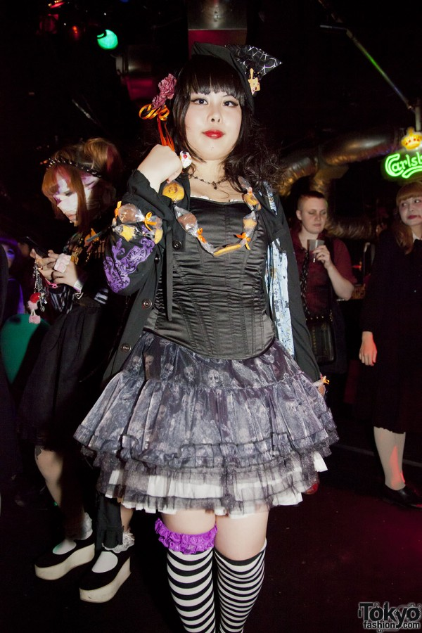 Harajuku Halloween Party Heavy Pop (10)