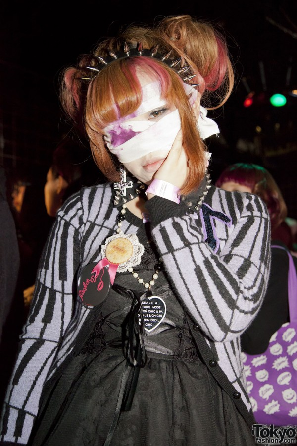 Harajuku Halloween Party Heavy Pop (11)