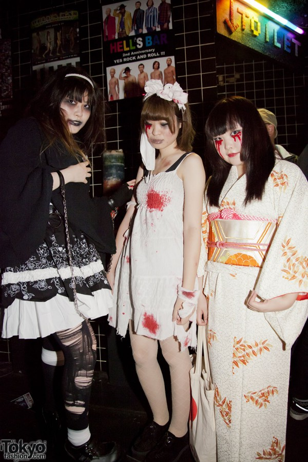 Harajuku Halloween Party Heavy Pop (12)