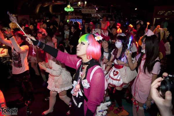 Harajuku Halloween Party Heavy Pop (15)