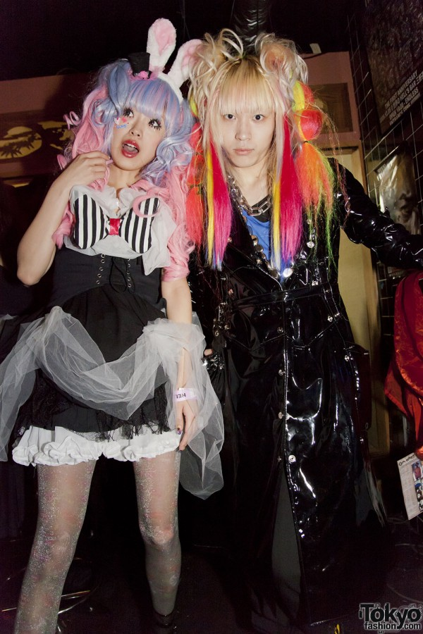 Harajuku Halloween Party Heavy Pop (17)