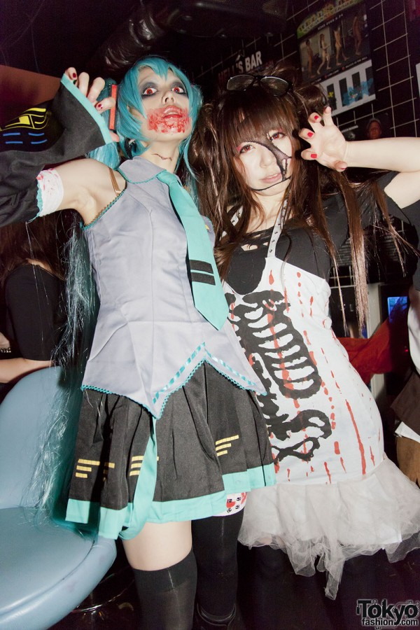 Harajuku Halloween Party Heavy Pop (19)