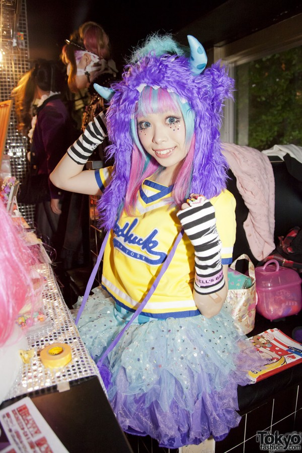 Harajuku Halloween Party Heavy Pop (21)