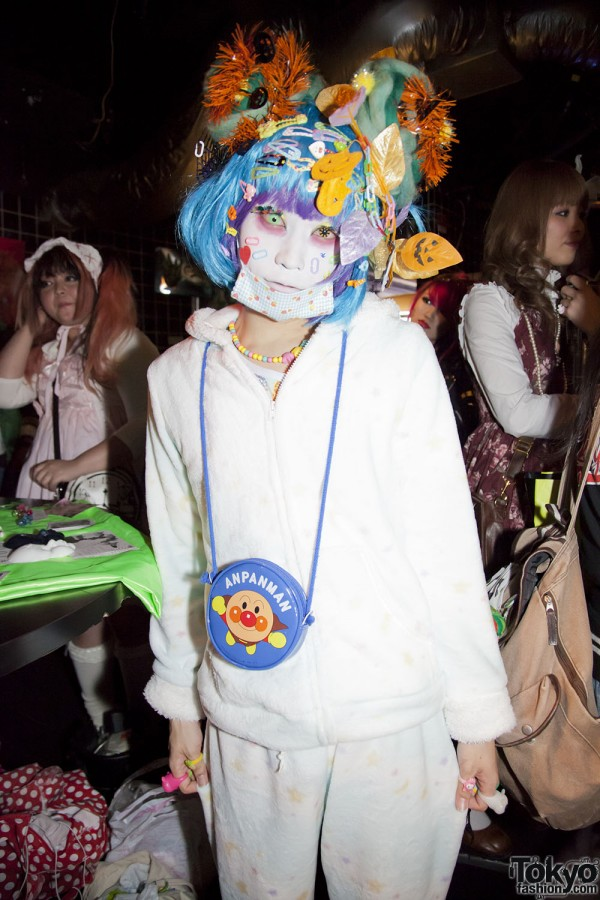 Harajuku Halloween Party Heavy Pop (24)