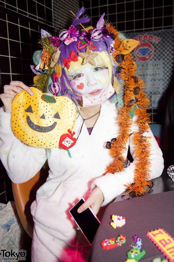 Harajuku Halloween Party Heavy Pop (25)