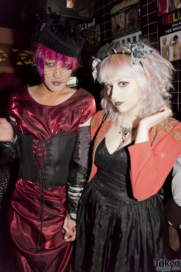 Harajuku Halloween Party Heavy Pop (26)