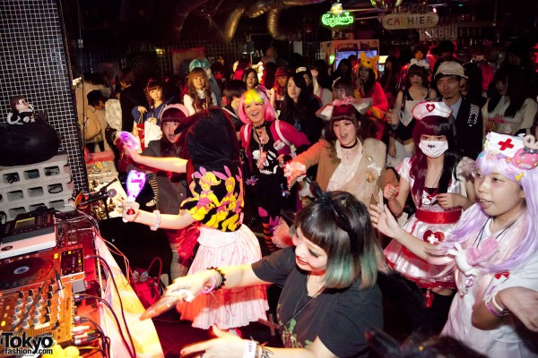 Harajuku Halloween Party Heavy Pop (30)