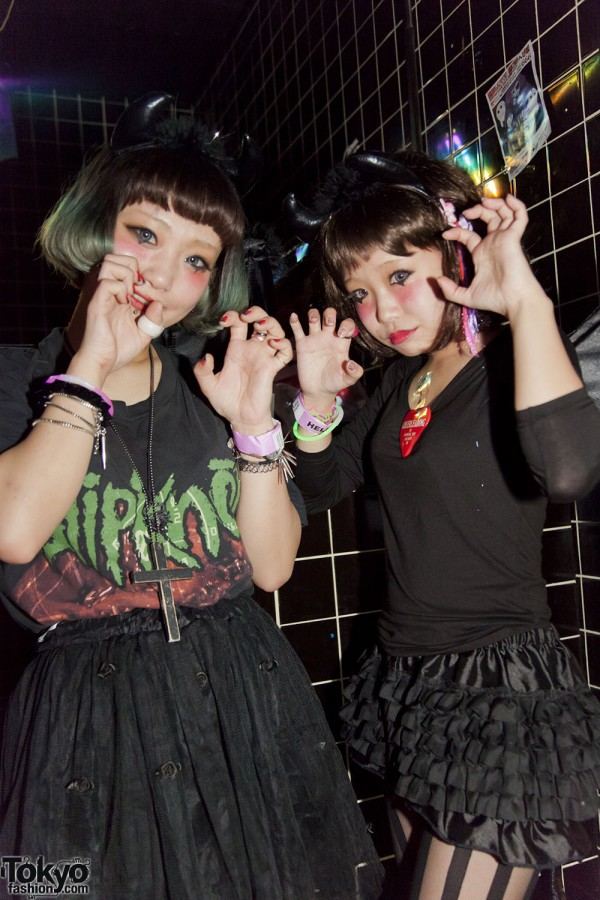 Harajuku Halloween Party Heavy Pop (35)