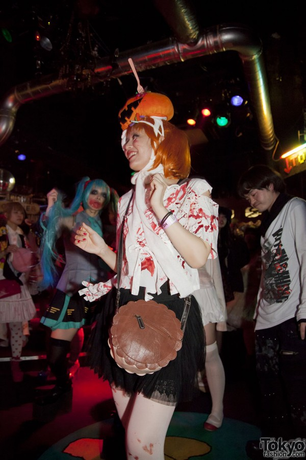 Harajuku Halloween Party Heavy Pop (36)