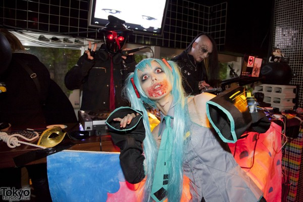 Harajuku Halloween Party Heavy Pop