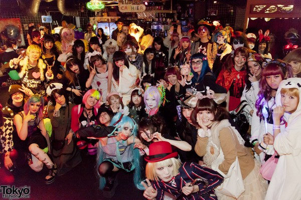 Harajuku Halloween Party Heavy Pop (39)