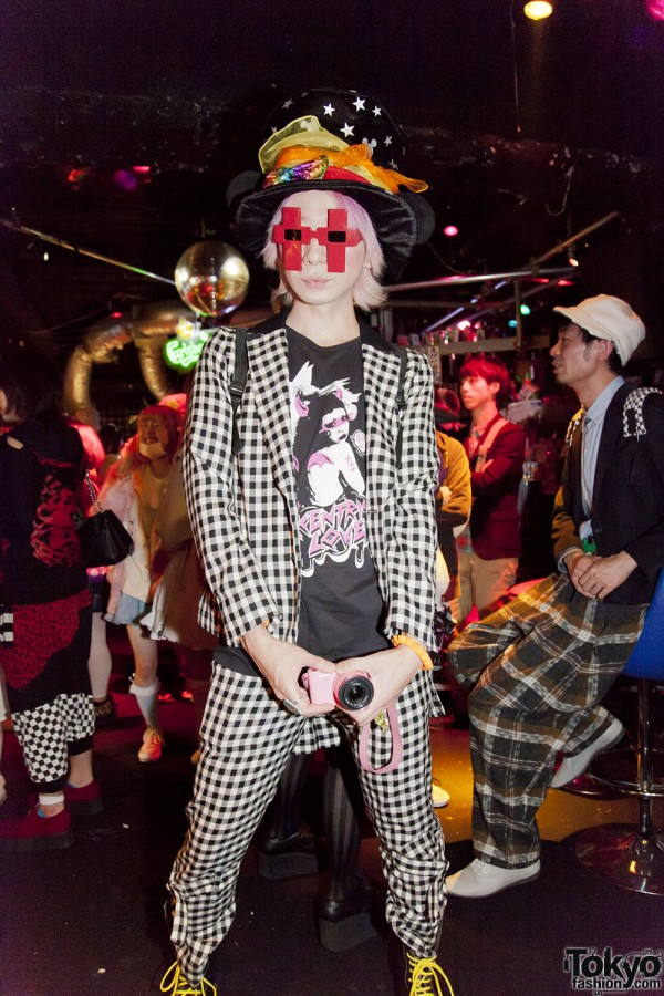 Harajuku Halloween Party Heavy Pop (41)