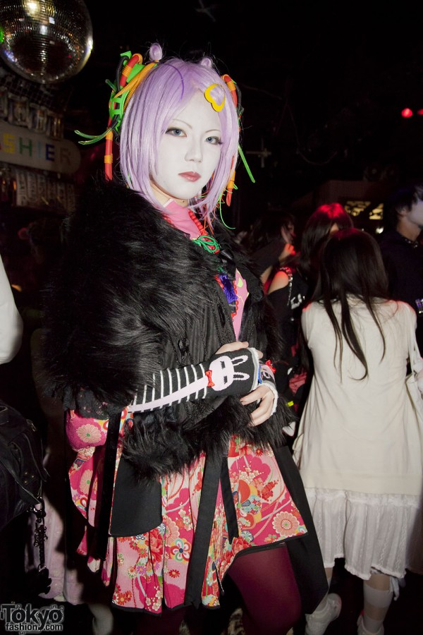 Harajuku Halloween Party Heavy Pop (46)
