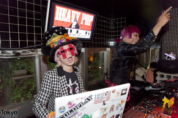 Harajuku Halloween Party Heavy Pop (68)