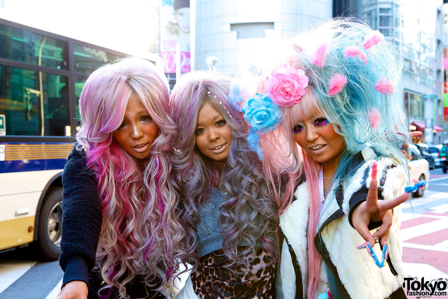Japanese Kuro Gyaru Black Diamond 13 Tokyo Fashion News
