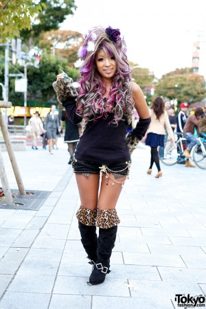 Achamu - Black Diamond Gyaru