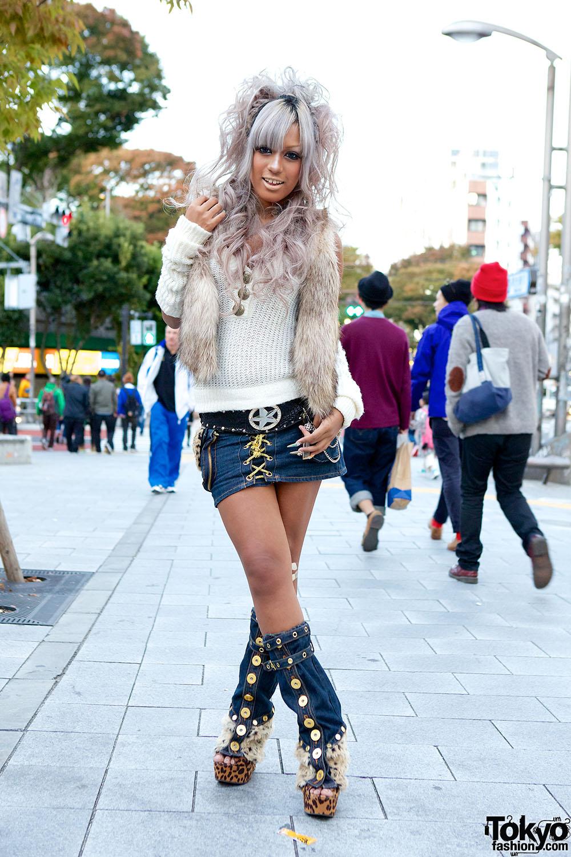 Kayanao Black Diamond Gyaru Tokyo Fashion News
