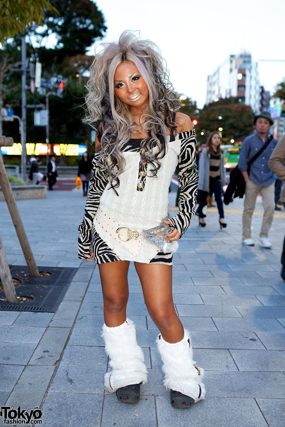 1000 Images About Gyaru Black Diamind Unit On Pinterest