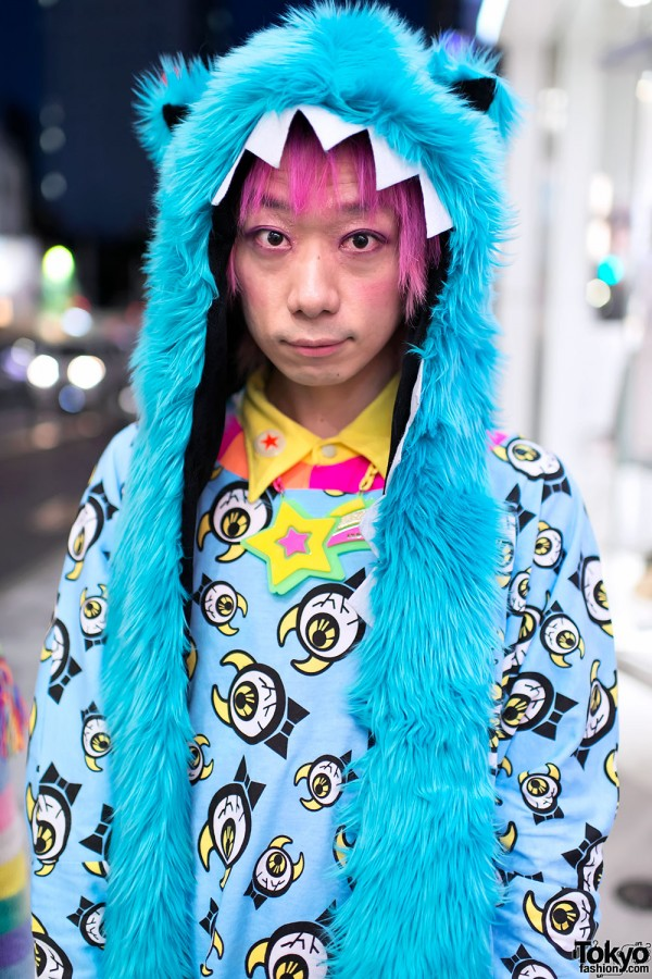 Galaxxxy Monster Hood & Superlovers