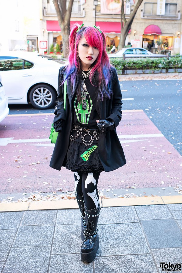 Kreepsville 666 Dead Girl Skirt