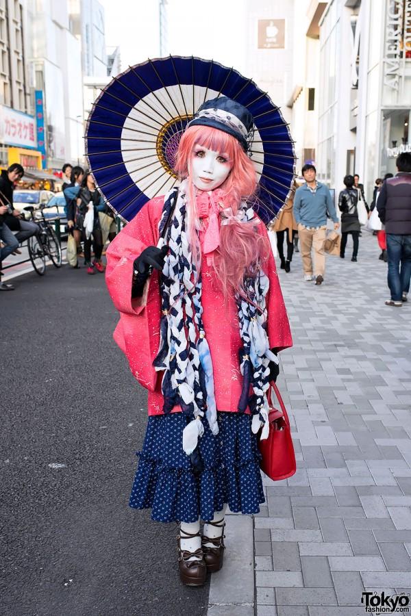 Shiro-Nuri Minori in Harajuku
