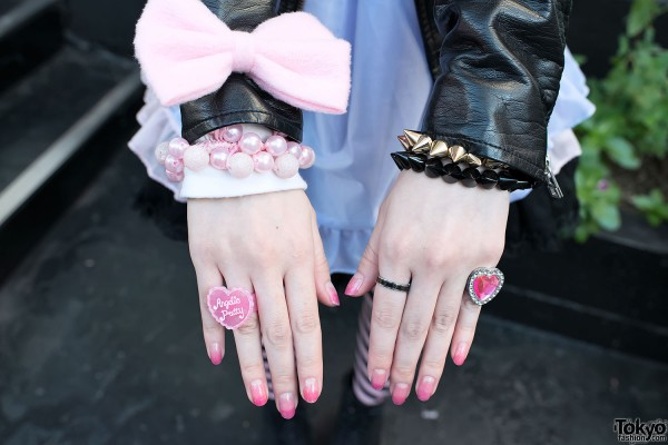 Angelic Pretty Ring & Spikes