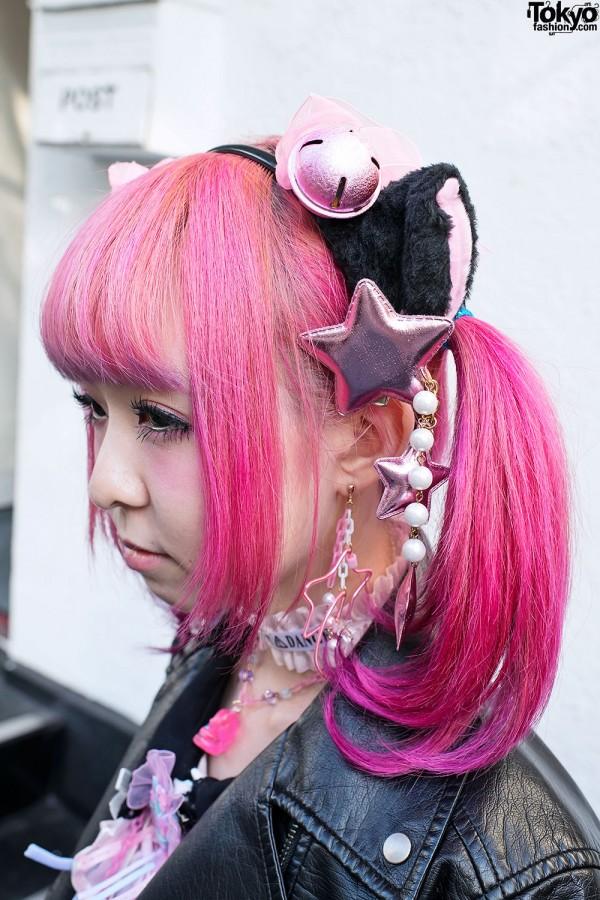 6%DOKIDOKI Milky Way & Hair Bells