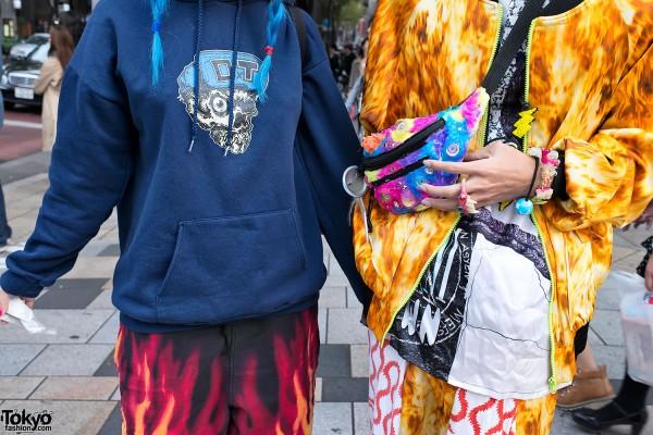 Hoodie & Zaorick Mochasse Shoulder Bag
