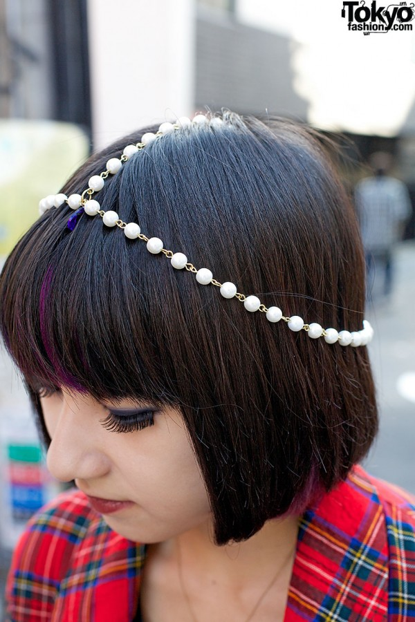 Beads Headpiece