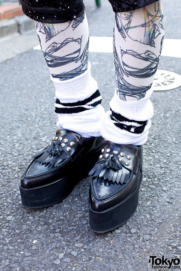 Christian Dada x Underground loafers