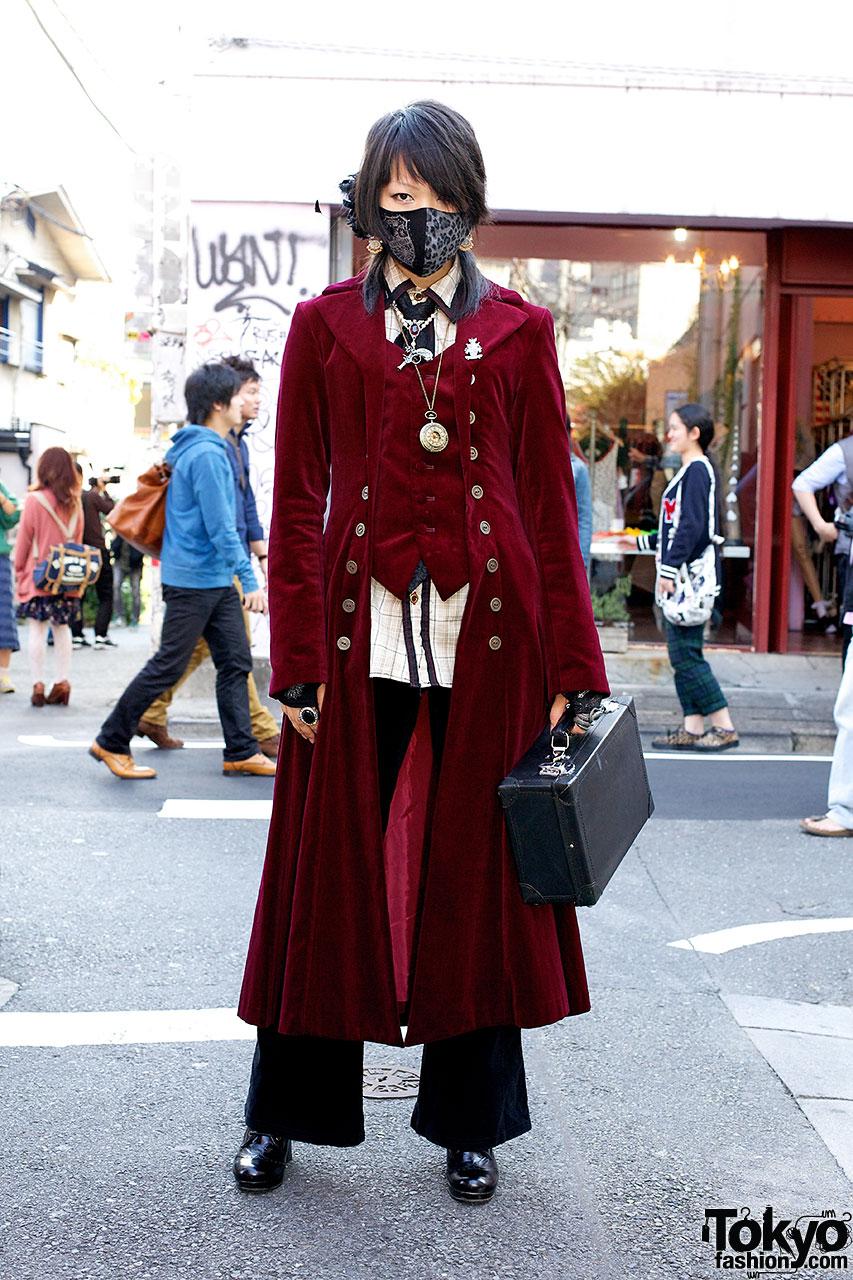 Gothic Harajuku Style Tokyo Fashion News