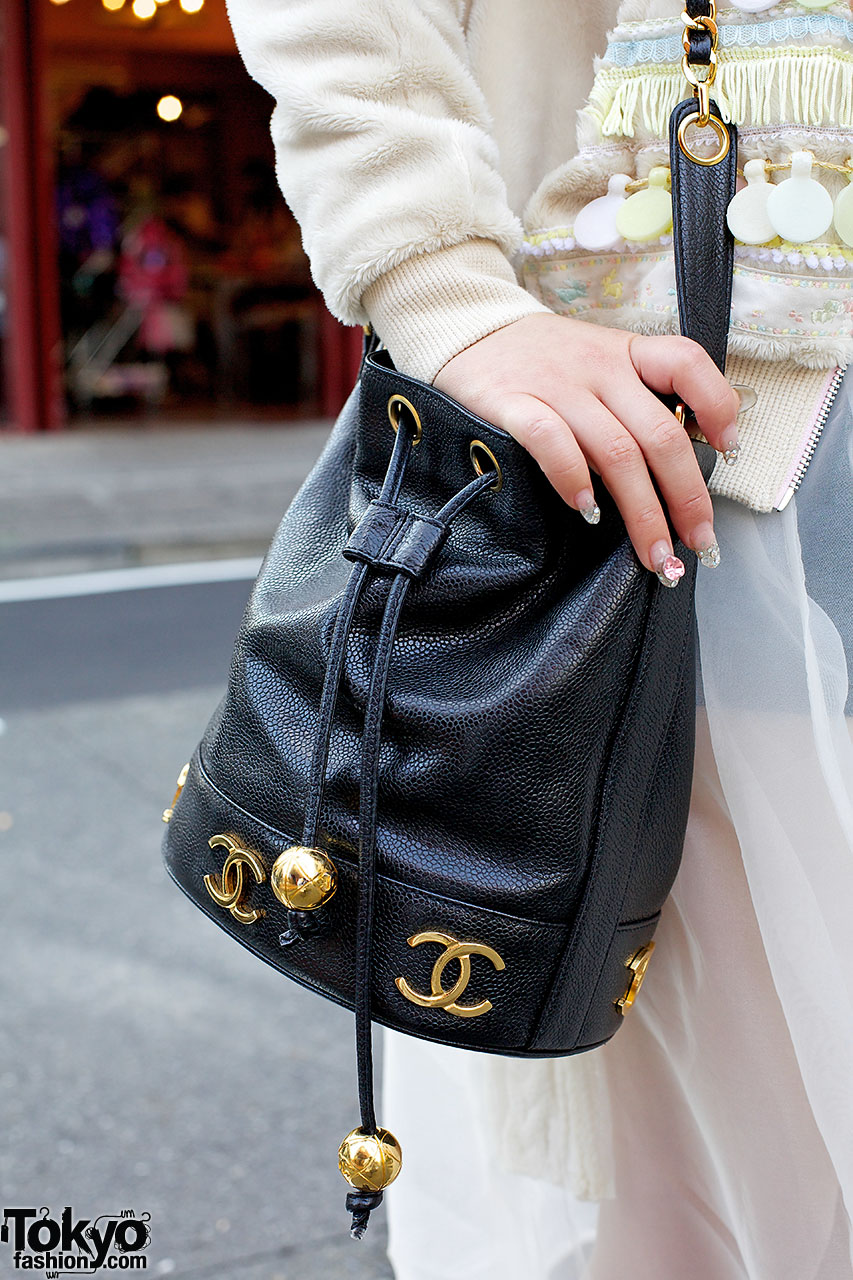 Vintage Chanel Bag Tokyo Fashion News