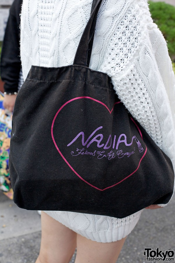 Nadia Harajuku Bag