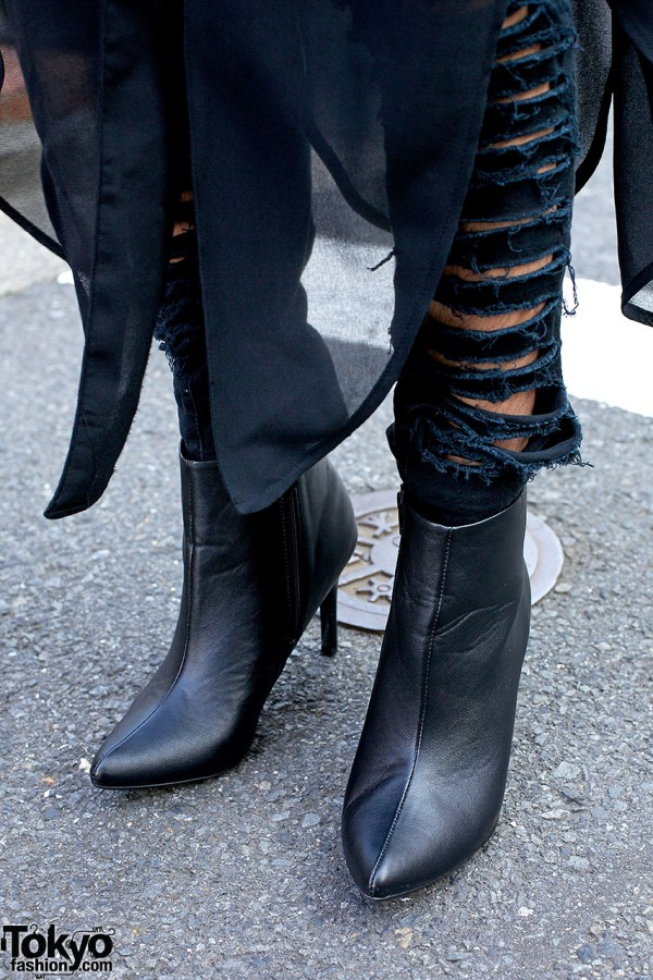 H&M booties
