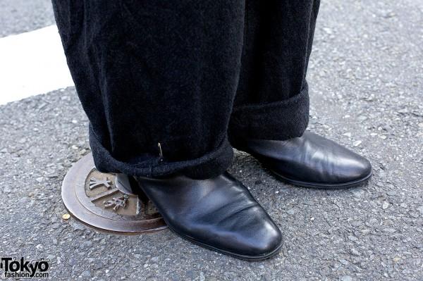 Dog Harajuku Shoes