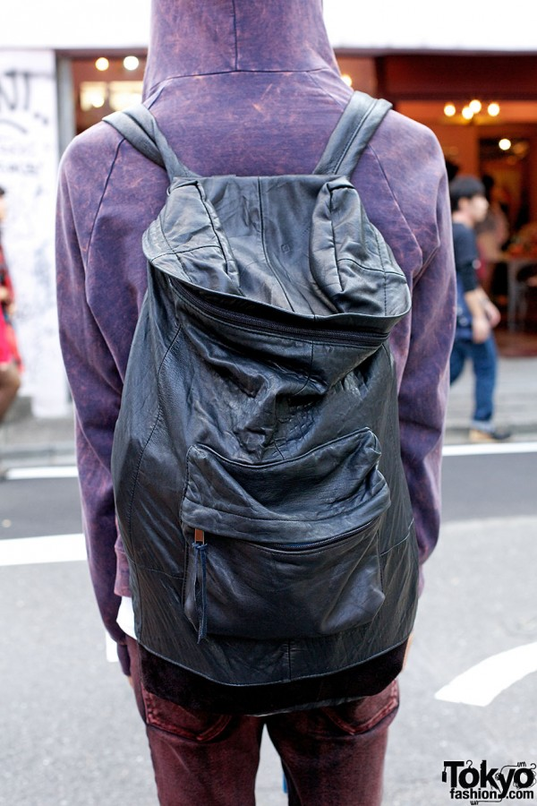Resale backpack