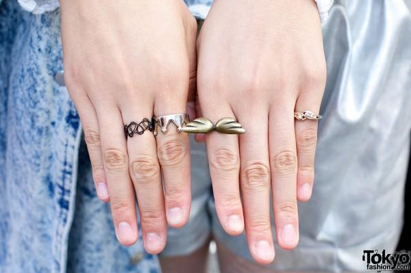 Pinnap rings