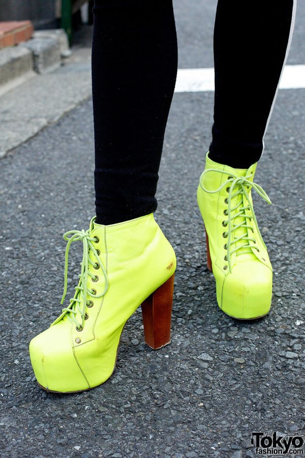 neon Jeffrey Campbell