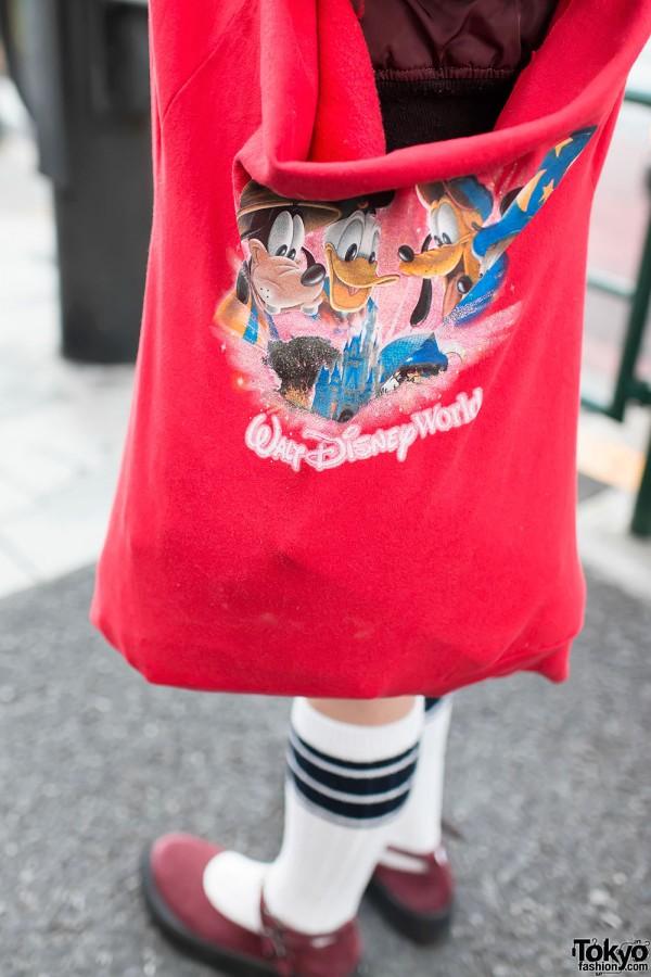 Walt Disney World Bag in Harajuku