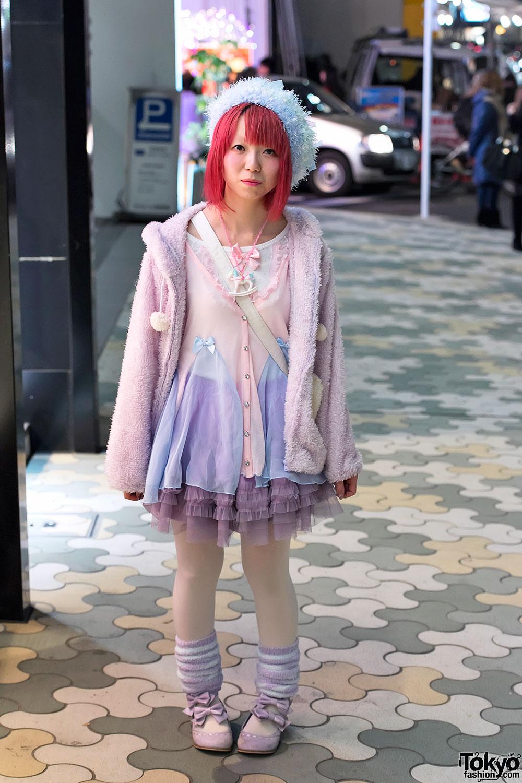 Fairy Tinkertess Fairy Kei Basics